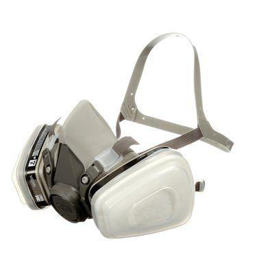 masque respiratoire resine