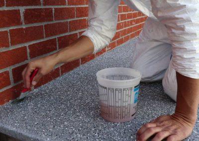 Appliquer le gelcoat - Plasto